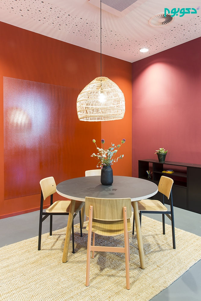 طراحی داخلی اداری دفترکار