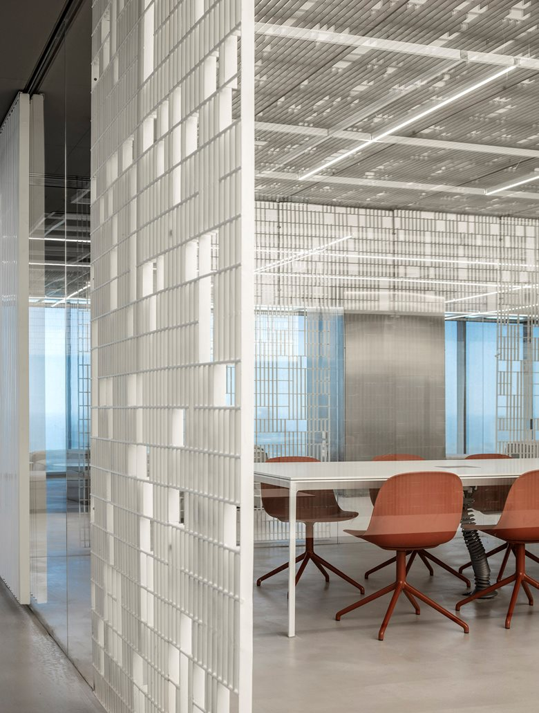 طراحی داخلی دفتر کار شرکت کامپیوتری و امنیت وبسایت