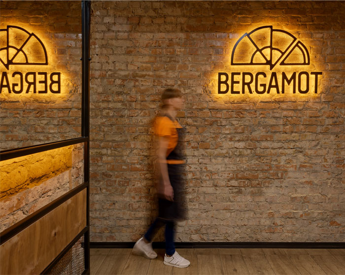 طراحی داخلی رستوران