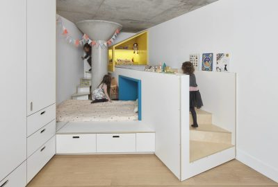 دکوراسیون سفارشی اتاق کودک