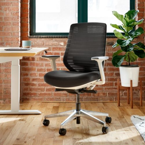 صندلی اداری مدرن در شرکت طراحی معماری دکوبوم